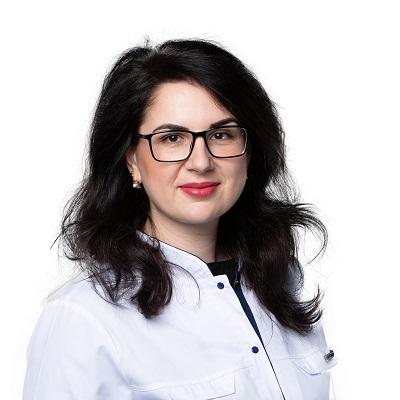 Палагута Ирина Викторовна