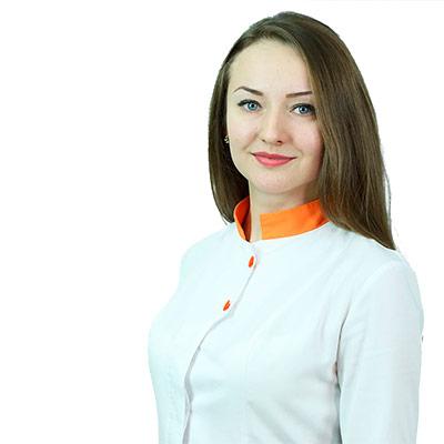 Калмыкова Яна Сергеевна