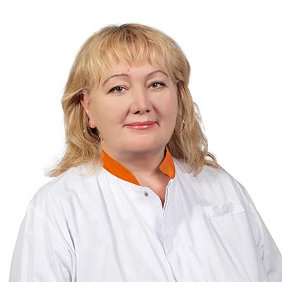Вакулинская Ирина Владимировна