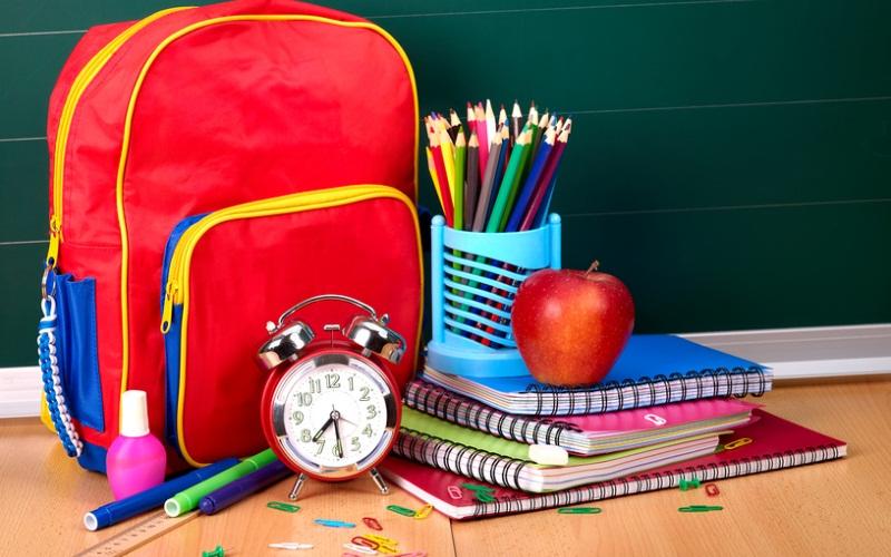 Что дать детям в школу