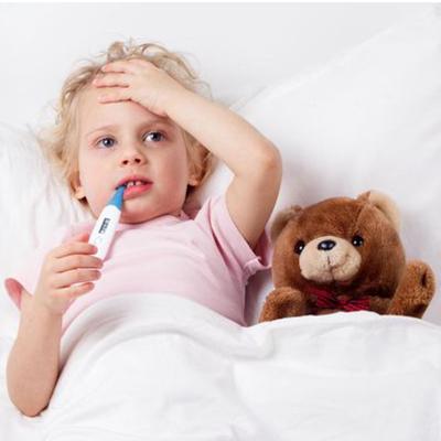 Как защитить ребенка от гриппа: профилактика простудных заболеваний