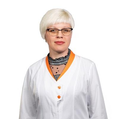 Колесник Оксана Валентиновна
