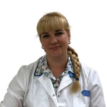 Климович Вита Николаевна