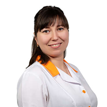 Кравец Анастасия Владимировна